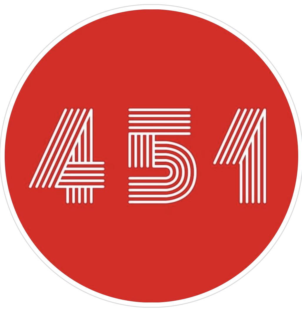 451 edizioni