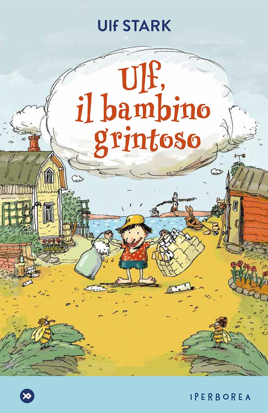 Ulf il bambino grintosi, libri per bambini 2021