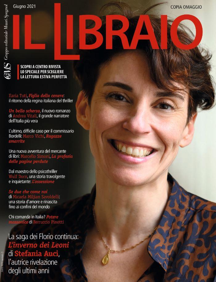 copertina rivista il libraio giugno 2021