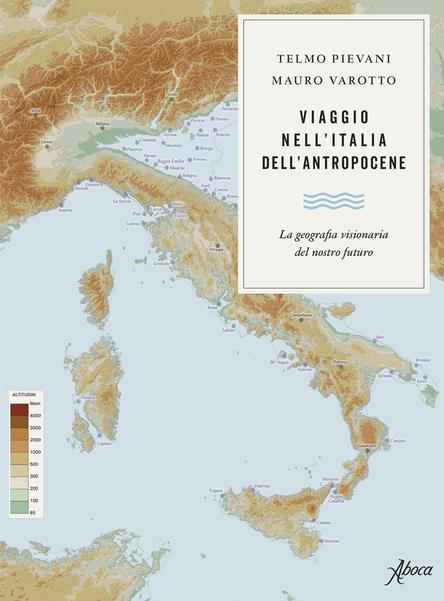 copertina del libro viaggio nell'italia dell'antropocene