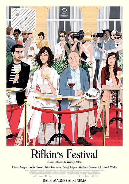 woody allen Rifkin's Festival