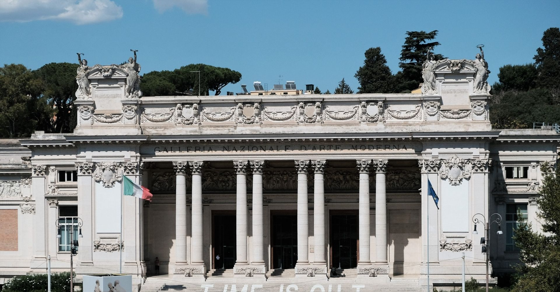 """A Roma apre """"Aleph"""", il bookshop gestito da Tlon nella Galleria d'Arte Moderna"""
