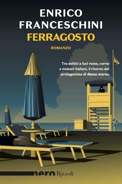 Copertina del libro Ferragosto, tra i libri da leggere nell'estate 2021 consigliati da ilLibraio.it