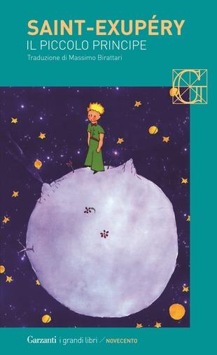 Copertina del libro Il piccolo principe