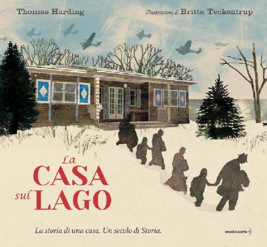 Copertina del libro La casa sul lago