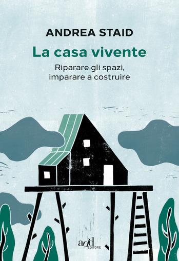 Copertina del libro La casa vivente