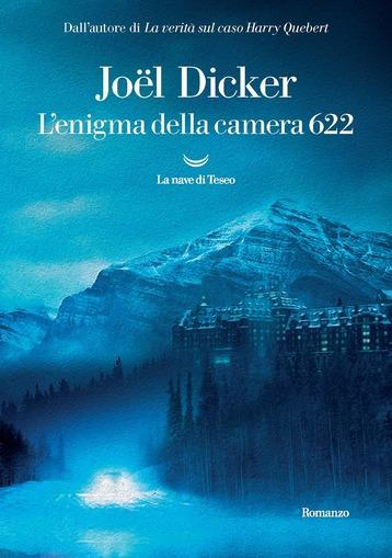 Copertina del libro L'enigma della camera 622