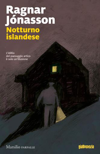 Copertina del libro Notturno islandese