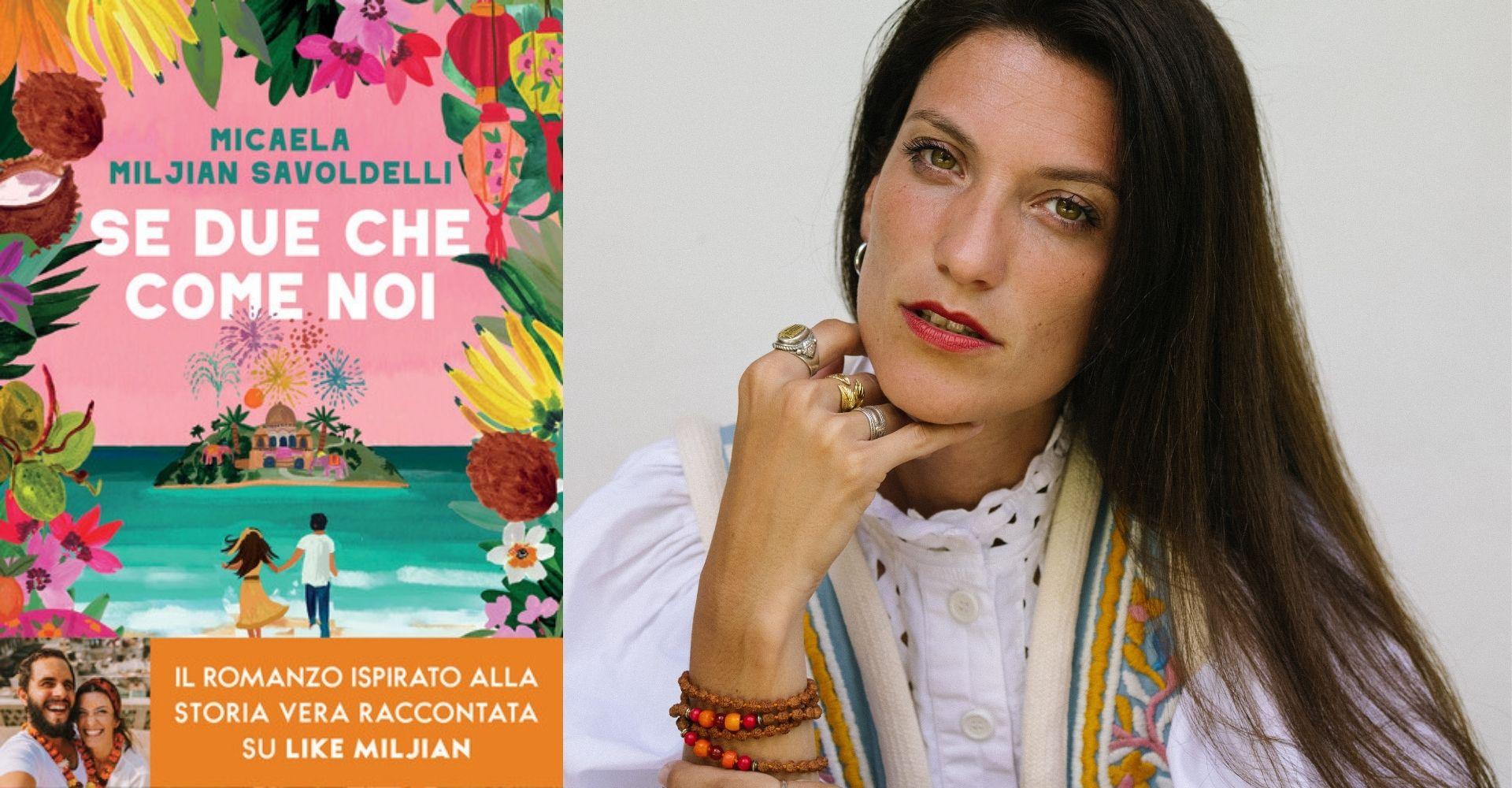 """Micaela Miljian Savoldelli: """"Il mio romanzo è nato dallo spaesamento di una mattina a New Delhi"""""""