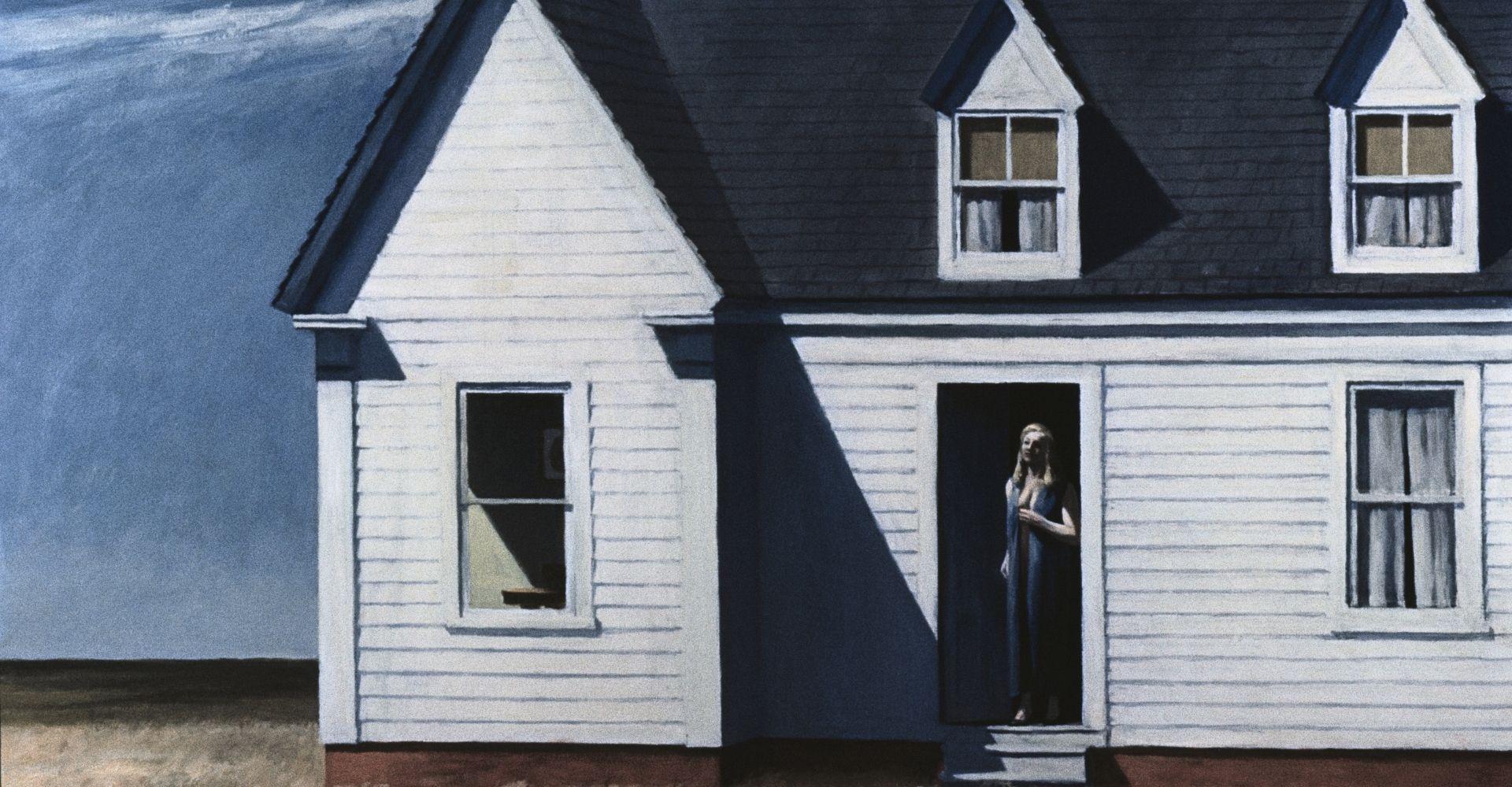 """High Noon"" di Edward Hopper"
