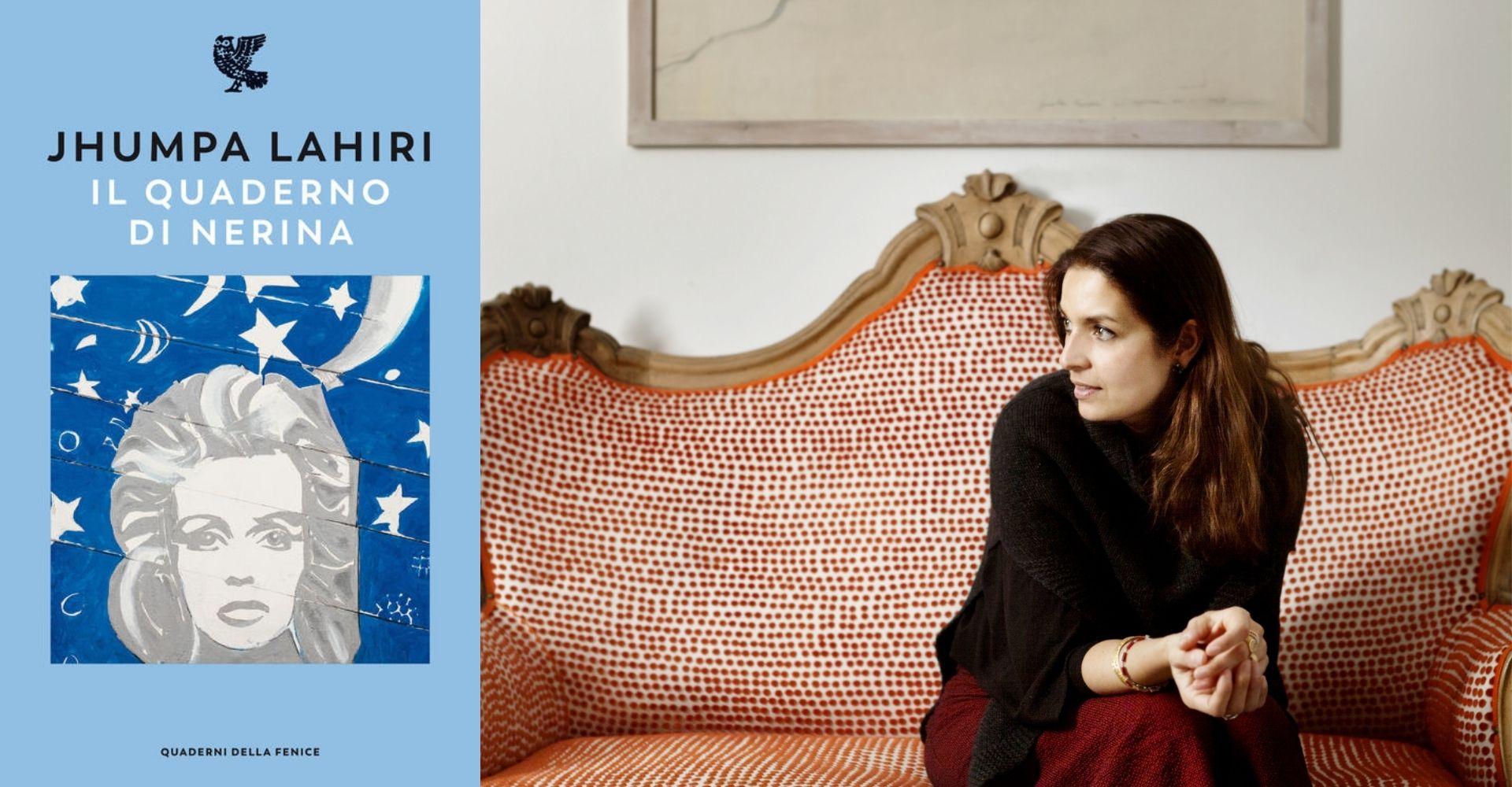 """""""La poesia è il linguaggio del quotidiano"""": Jhumpa Lahiri racconta la sua prima opera di versi (scritta in italiano)"""