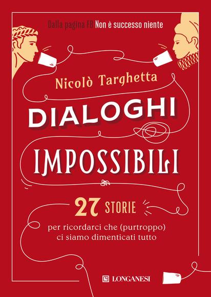 copertina libro dialoghi impossibili di Nicolò Targhetta