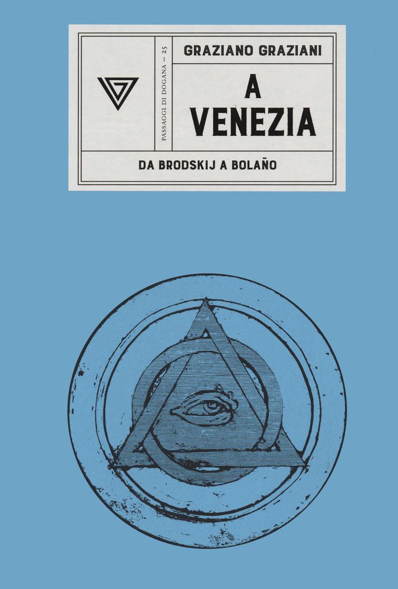 copertina del libro A Venezia