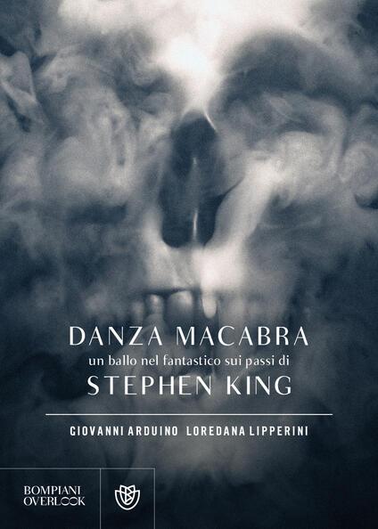 Copertina del libro Danza macabra