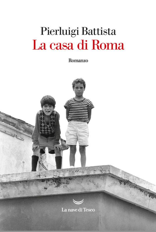 Copertina del libro La casa di Roma