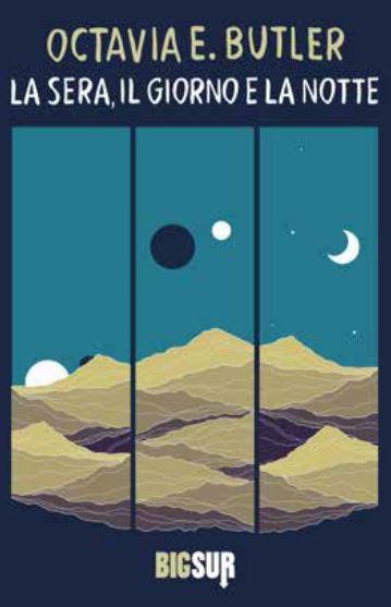 Copertina del libro La sera il giorno e la notte