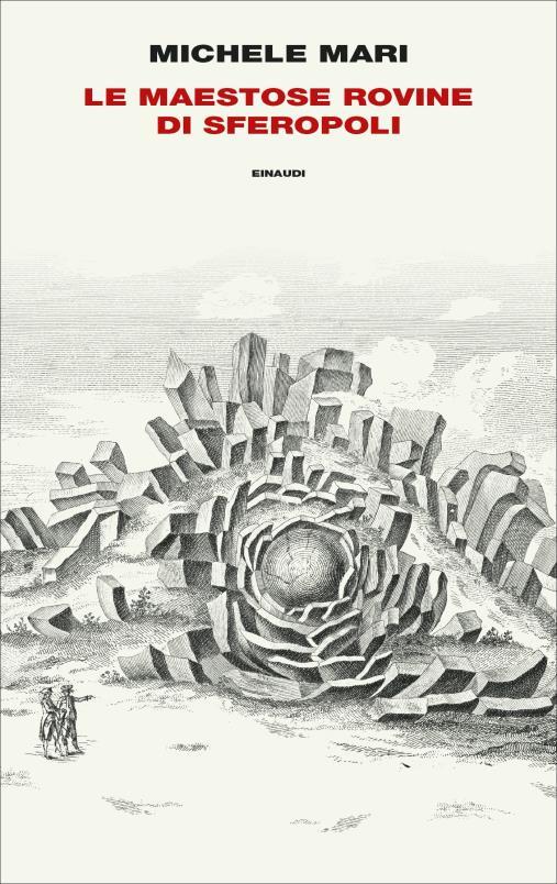 Copertina del libro Le maestose rovine di Sferopoli
