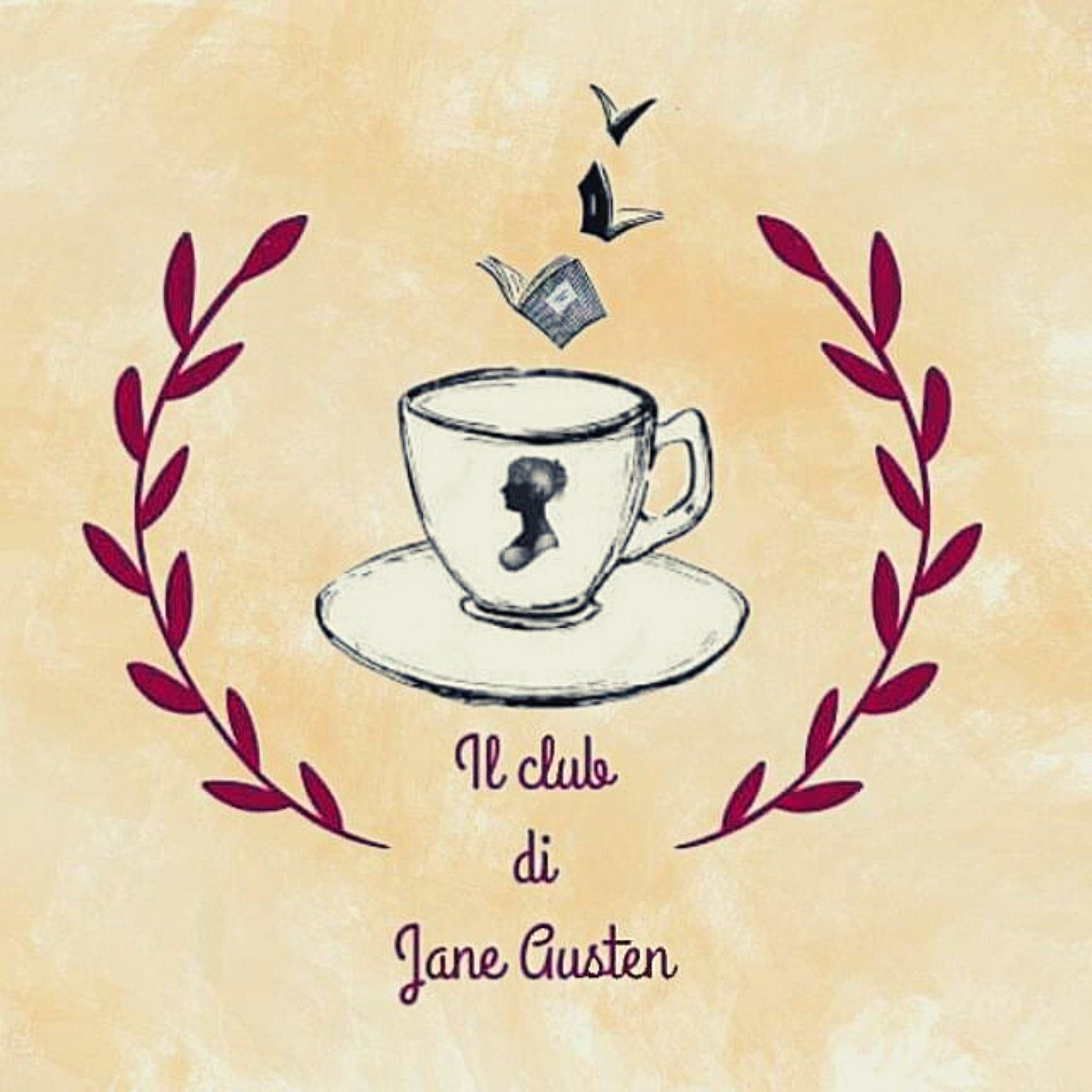 Logo del gruppo di lettura Il club di Jane Austen di Catania