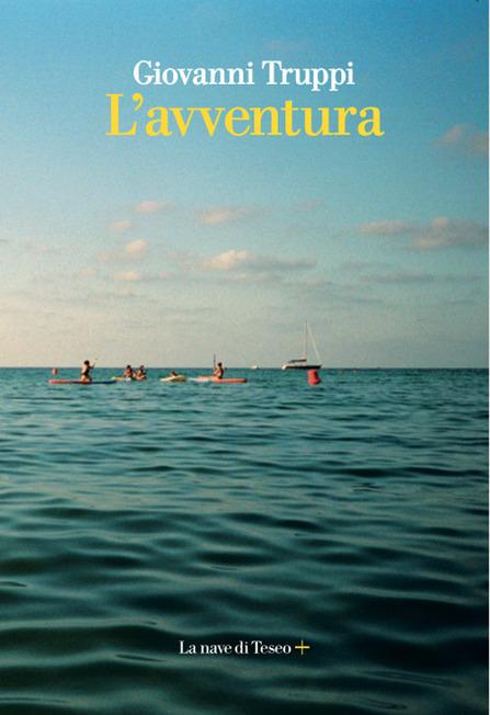 copertina del libro l'avventura di Giovanni truppi