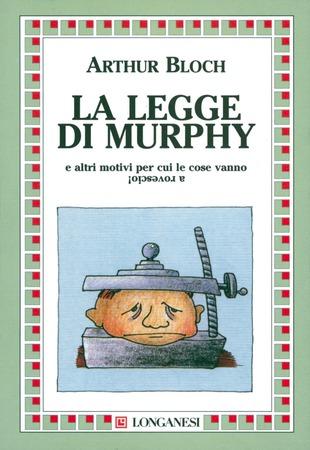 Copertina del libro La legge di Murphy