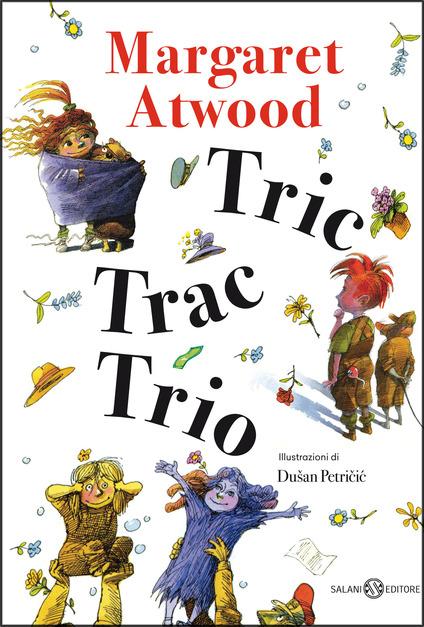 Copertina del libro Tric Trac Trio