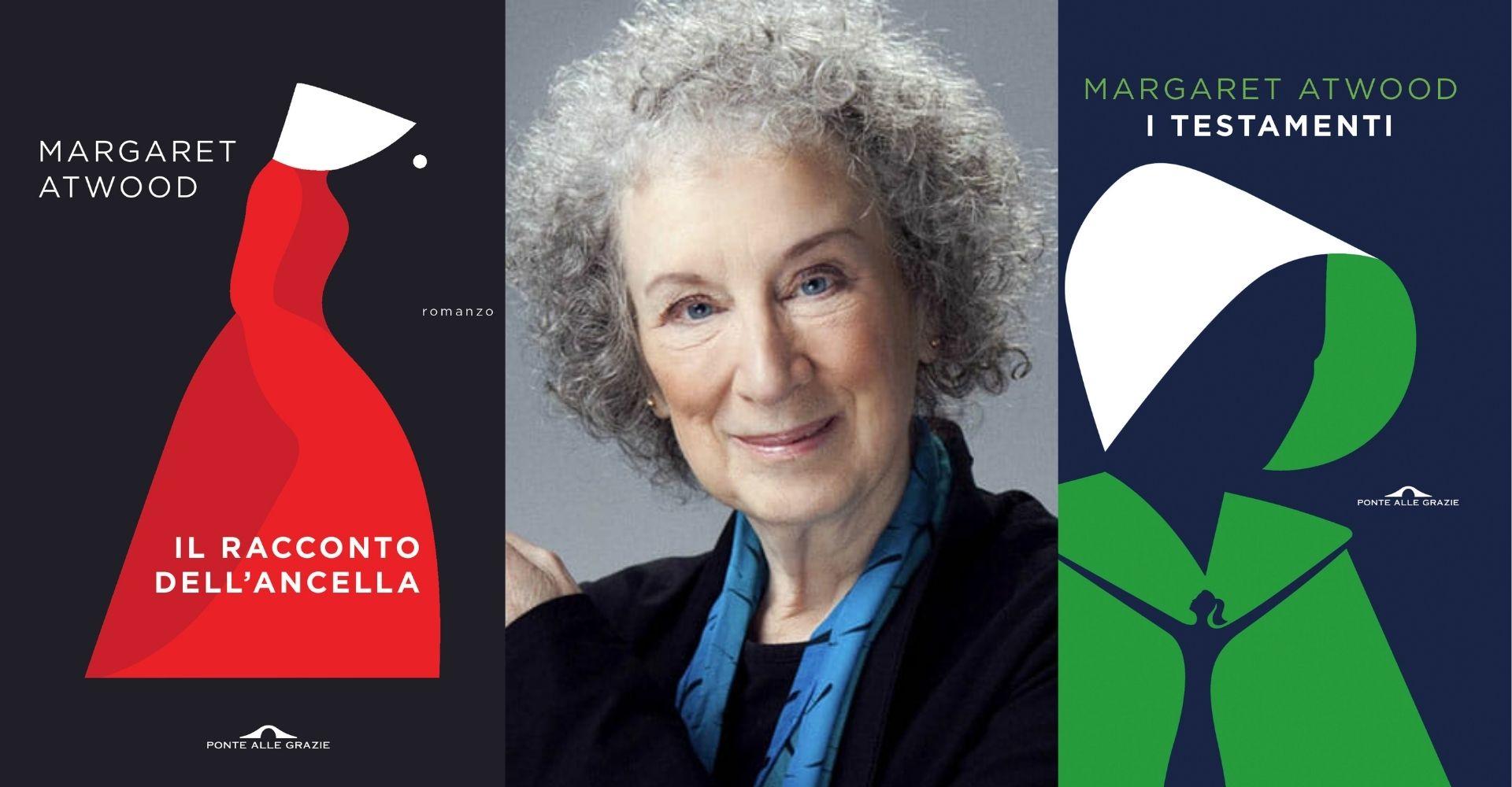 """La vita e i libri di Margaret Atwood, autrice visionaria del """"Racconto dell'Ancella"""""""