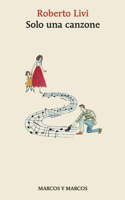 Copertina del libro Solo una canzone
