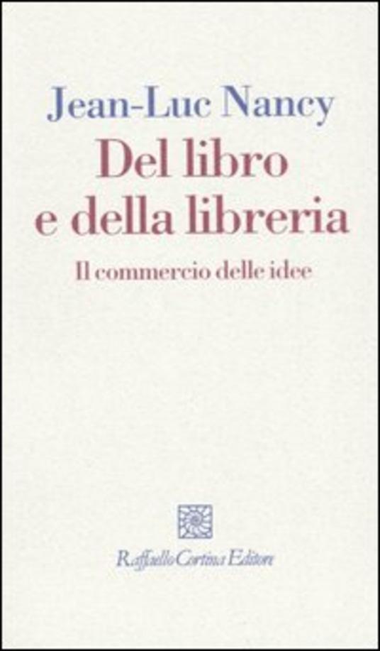 Del libro e della libreria