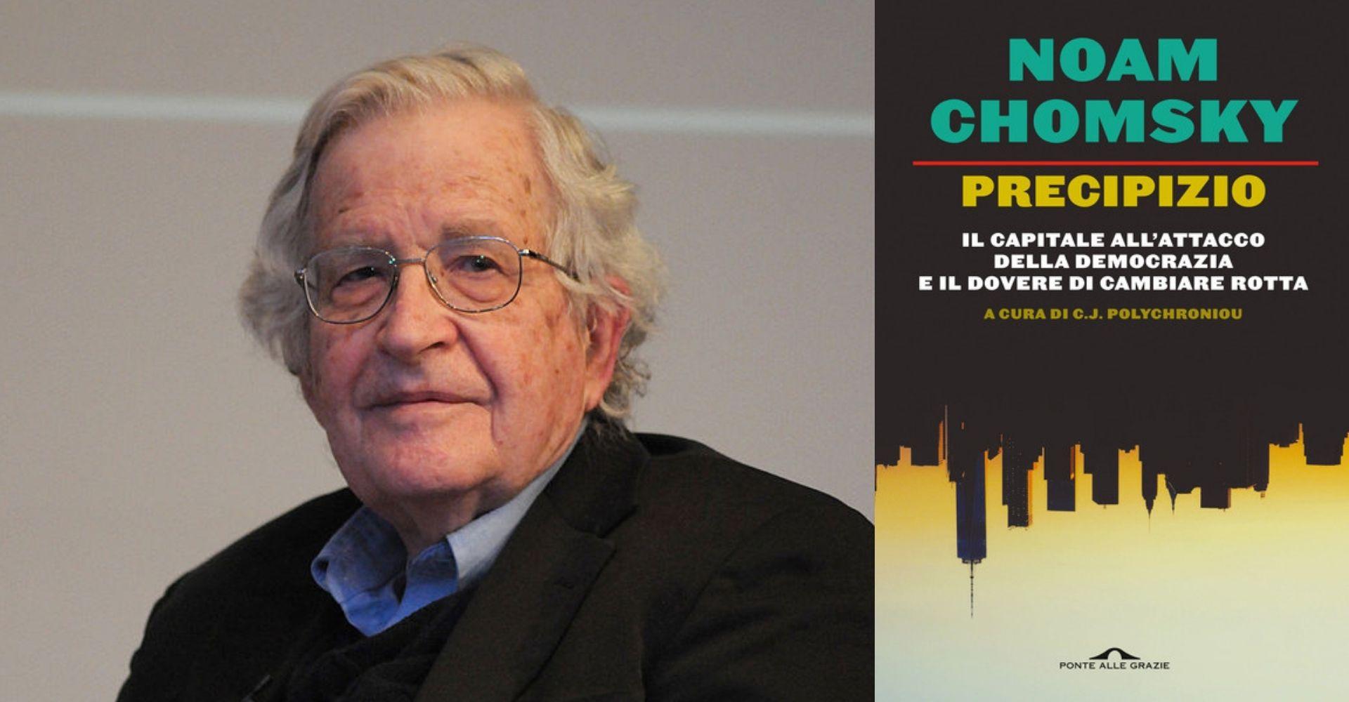 """Chomsky: """"Per riprenderci dal COVID-19 dobbiamo immaginare un mondo diverso"""""""
