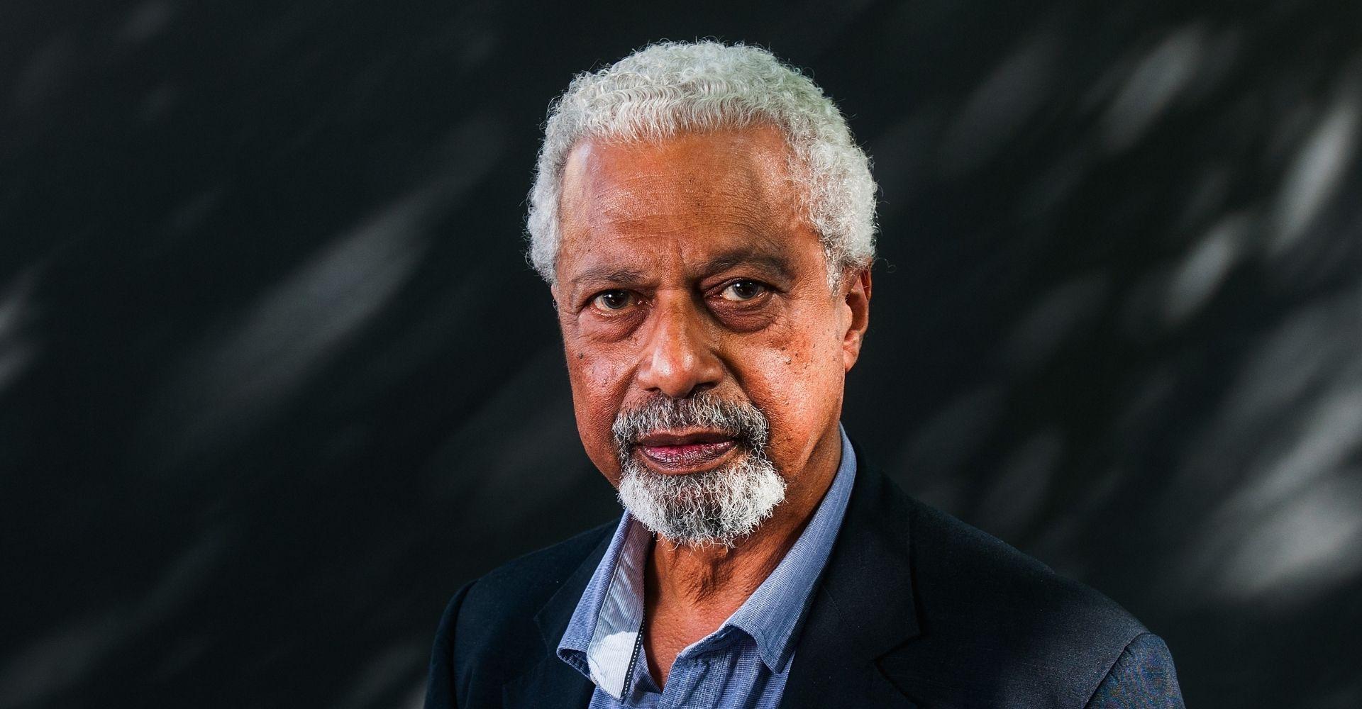 L'autore Abdulrazak Gurnah, Premio Nobel per la Letteratura 2021